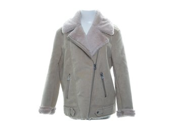 Divided by H&M, Vinterjacka, Strl: 38, Beige