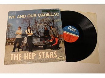 The Hep Stars - We And Our Cadillac