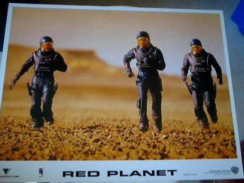 RED PLANET Val Kilmer ÅR 2000 FOTO   8