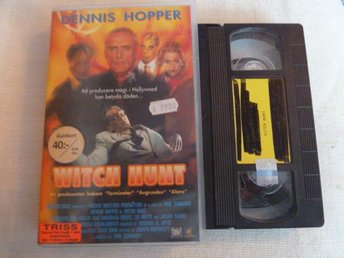 WITCH HUNT,   VHS, FILM