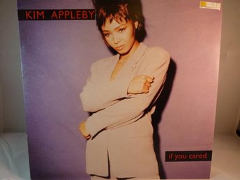 KIM APPLEBY - IF YOU CARED ( MAXISINGEL )