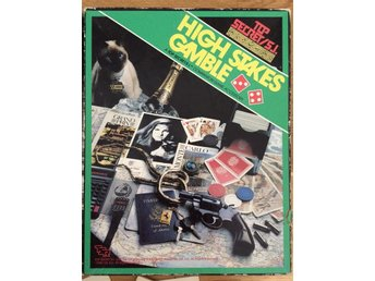 High Stakes Gamble - Top Secret S.I