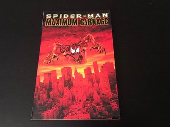 The Spider-man maximum carnage