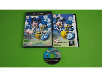 Disney Sports Football KOMPLETT GameCube Game Cube