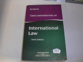 International Law - DJ Harris