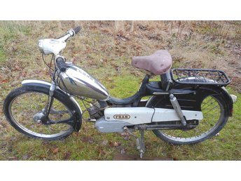 Fram moped Victoria