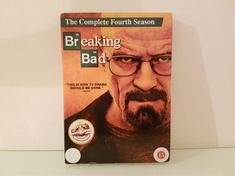 Breaking bad - Säsong 4 - Ramlösa - Breaking bad - Säsong 4 - Ramlösa