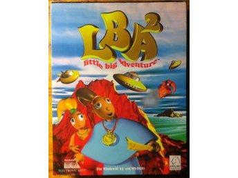 Little Big Adventure 2 big box utgåva (PC BEG!) - Strängnäs - Little Big Adventure 2 big box utgåva (PC BEG!) - Strängnäs