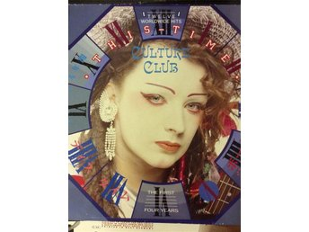 Culture Club - This Time 1987 skick Mvg superfin
