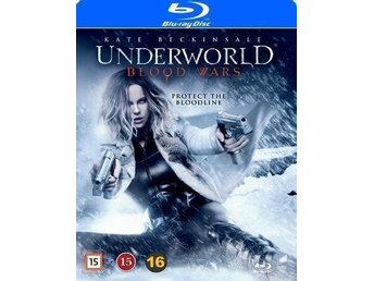 Underworld / bloodwars bluray inplastad