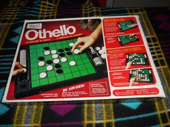 Othello a minute to learn a lifetime to master Komplett