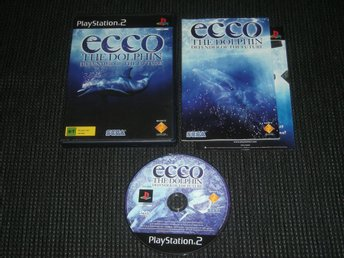 PS2 Ecco The Dolphin