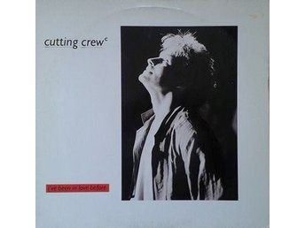 "Cutting Crew title* I've Been In Love Before* Synth-pop 12"" EU"