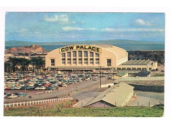 + + +  Cow Palace, SAN FRANCISCO -USA  + + +