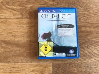 Child of Light Complete Edition PS Vita Playstation