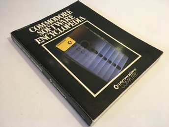 Bok - Commodore Software Encyclopedia - 1981 - 410 sidor
