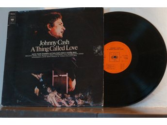 Johnny Cash - A Thing Called Love - LP (Vinyl)
