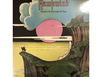 HAWKWIND - WARRIOR ON THE EDGE OF TIME GATEFOLD NY 180G LP