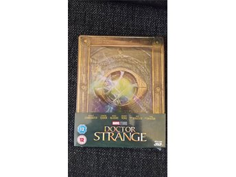 Doctor Strange 3D Zavvi Exclusive Limited Edition Steelbook