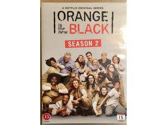 DVD box Orange is the new black säsong 2