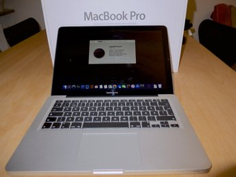 "Macbook Pro 13"",  i7,  8Gb, 128 SSD"