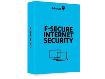 F-Secure Internet Security - 1 år / 1 enhet