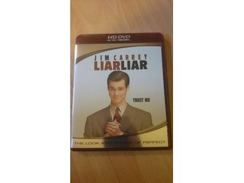 Liar Liar 1997 HD-DVD (Jim Carey)