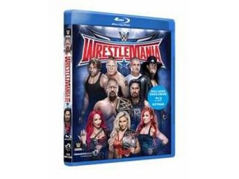 Wrestlemania 32: Wrestling/special Interest (2Blu-ray)