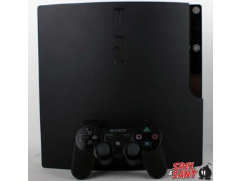 Playstation 3 Slim 120GB (inkl. 1 Spel)