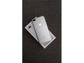 iPhone 7 plus silver 32GB Ej operatörlåst