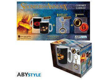 Gift Set - Mugg, nyckelring, mm - Film - Lord of the Rings