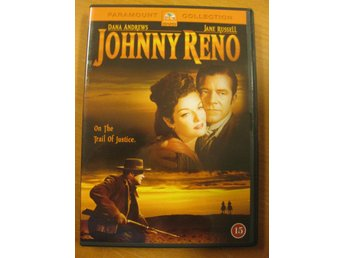 JOHNNY RENO - WESTERN 1966 - DANA ANDREWS, JANE RUSSEL - DVD