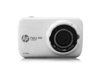 HP LC200W Full HD 1080P Trådlös Mini Digital Kamera Videokamera