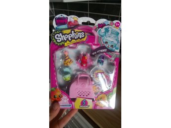 Shopkins Season 4 (pack of 5)