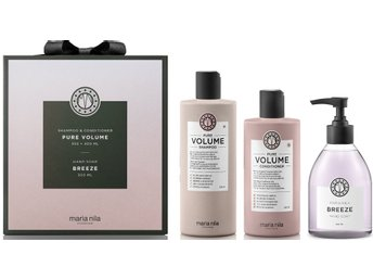 Maria Nila Pure Volume Breeze Presentbox