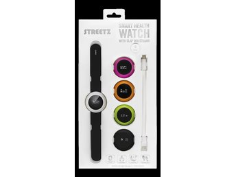 Smart fitnessklocka, 44mm, Bluetooth 4.0