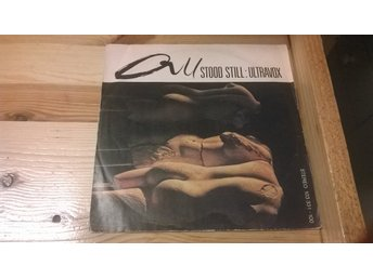 Ultravox - All Stood Still, EP