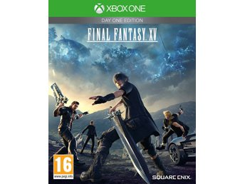 Final Fantasy XV (15) - Xbox One