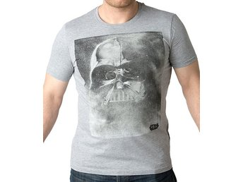Star Wars Darth Vader  Grey t-shirt t-shirt - XXL