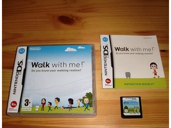 DS: Walk with me !