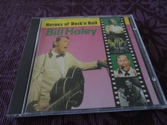 BILL HALEY -- HEROES OF ROCK´N ROLL