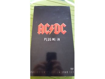 AC/DC Plug Me In (Collectors Edition)
