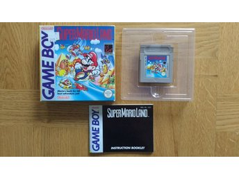 Gameboy Game Boy: Super Mario Land (svensksålt/SCN)