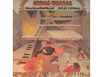 Stevie Wonder  Fulfillingness´first finale