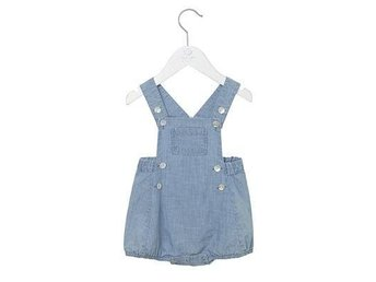 Jumpsuit i Denim - 6M (Rek pris: 299kr)