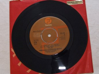 Creedence Clearwater Revival - It Came Out Of The Sky - Vinylsingel från 1970