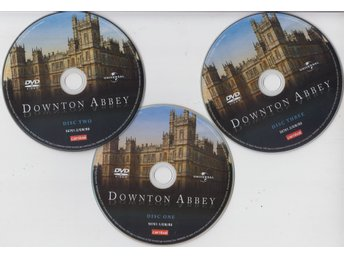 DVD - Downton Abbey Series 1