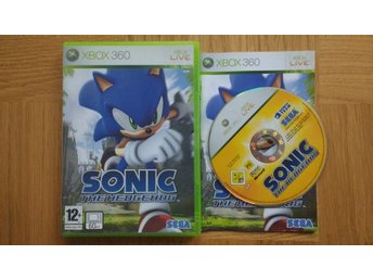 Xbox 360: Sonic the Hedgehog