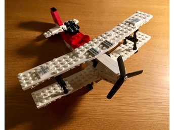 Lego Indiana Jones flygplan (7198)