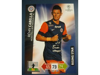 RISING STAR -  REMY CABELLA -  MONTPELLIER - CHAMPIONS LEAGUE 2012-2013
